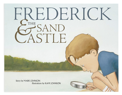 Frederick and the Sand Castle